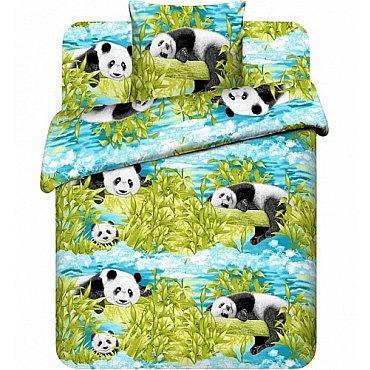 """Комплект постельного белья """"Бамбуковые мишки-1"""" 3999-1"""