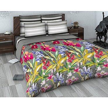 """Комплект постельного белья """"Тропический цветок"""" 1500 (1.5 спальное)"""