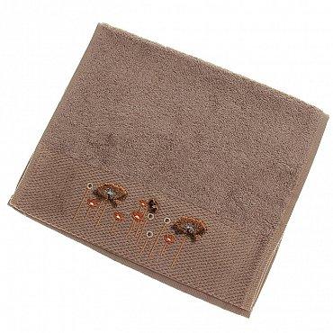 Полотенце Summer, коричневый 30*50