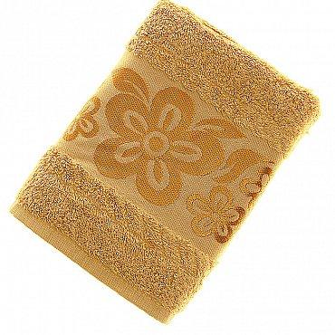 Полотенце Belissimo, золото 50*90