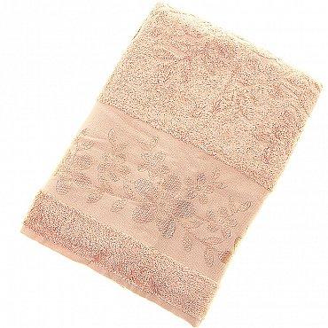 Полотенце Verona, персик 70*140