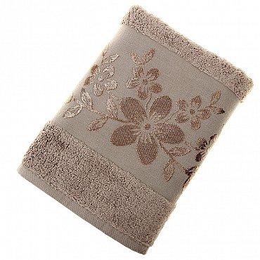 Полотенце Verona, коричневый 50*90