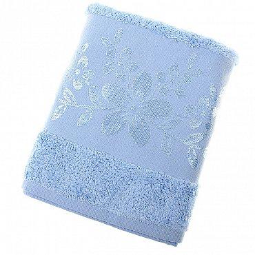 Полотенце Verona, голубой 50*90