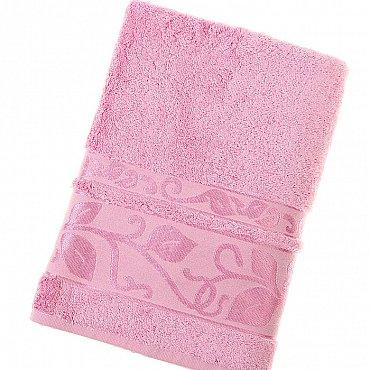 Полотенце Class, розовый 70*140