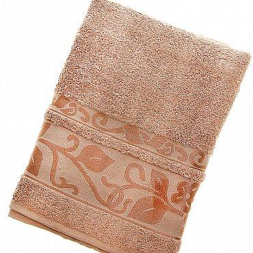 Полотенце Class, коричневый 70*140