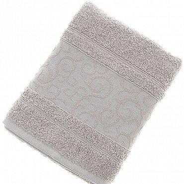 Полотенце Fidan Elegant, серый 50*90