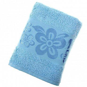 Полотенце Belissimo, голубой 50*90