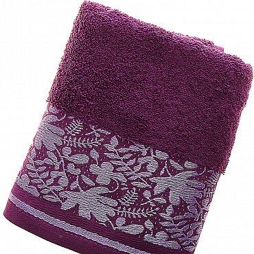Полотенце Rowan, фиолет 50*90