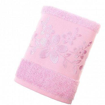 Полотенце Verona, розовый 50*90