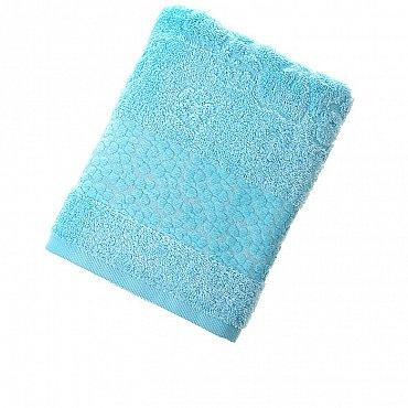 Полотенце Fidan Soffi, голубой 50*90