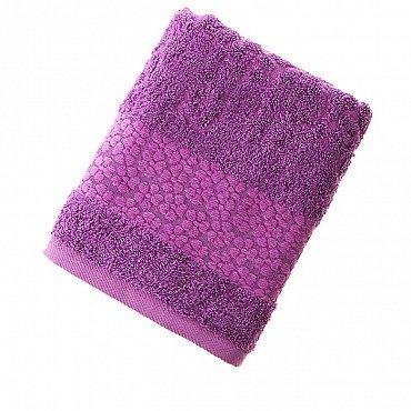 Полотенце Fidan Soffi, фиолет 50*90