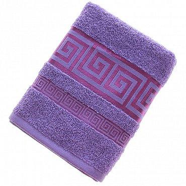Полотенце Versace, фиолет 50*90