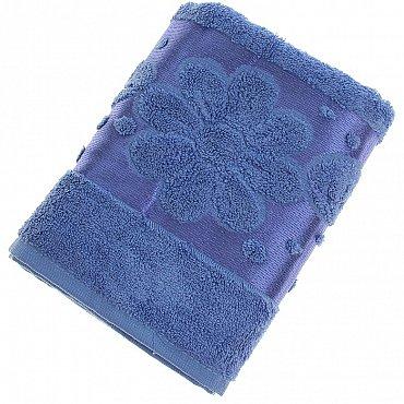 Полотенце Florans, синий 50*90
