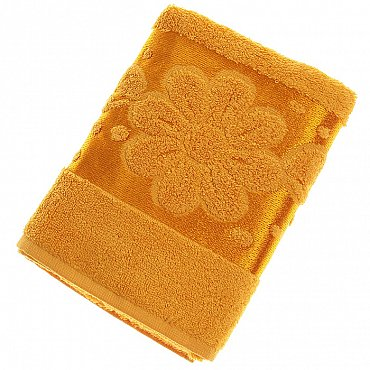Полотенце Florans, желтый 50*90