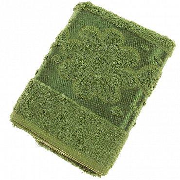 Полотенце Florans, зеленый 50*90