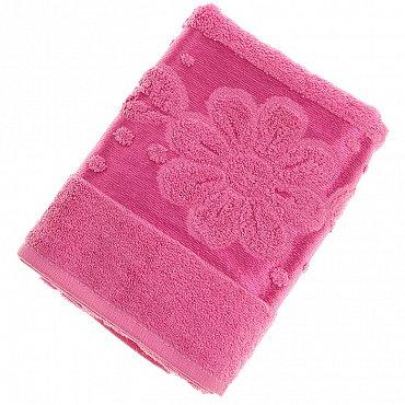 Полотенце Florans, розовый 50*90