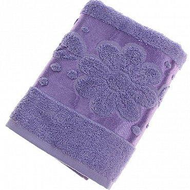 Полотенце Florans, фиолет 50*90