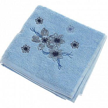 Полотенце Pandora, голубой 50*90