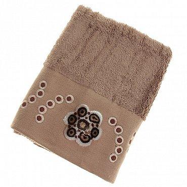 Полотенце Aden, коричневый 50*90