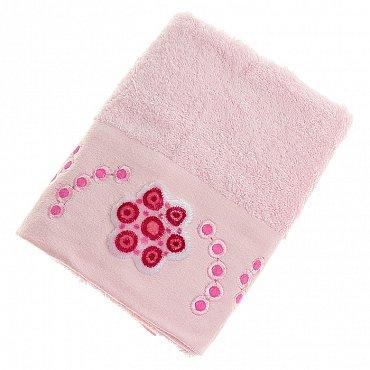 Полотенце Aden, розовый 50*90