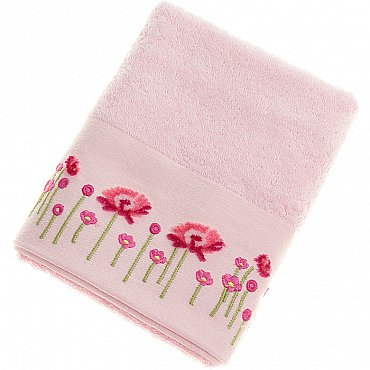 Полотенце Summer, розовый 50*90