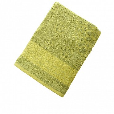 Полотенце Fidan Soffi, зеленый 70*130