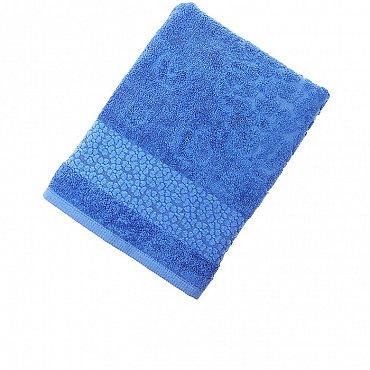 Полотенце Fidan Soffi, синий 70*130