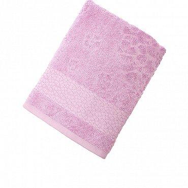 Полотенце Fidan Soffi, розовый 70*130