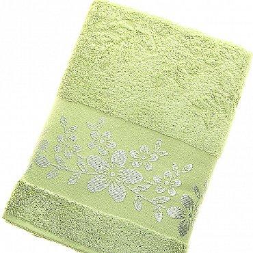 Полотенце Verona, зеленый 70*140