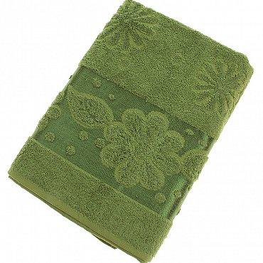Полотенце Florans, зеленый 70*140