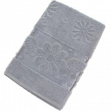Полотенце Florans, серый 70*140