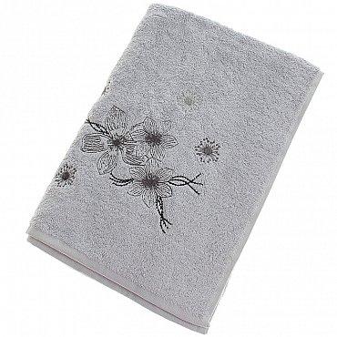 Полотенце Pandora, серый 70*140