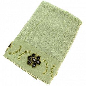 Полотенце Aden, зеленый 70*140