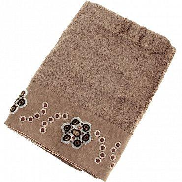 Полотенце Aden, коричневый 70*140
