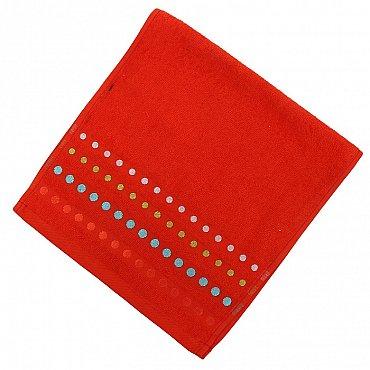 Полотенце Disco, красный 30*64