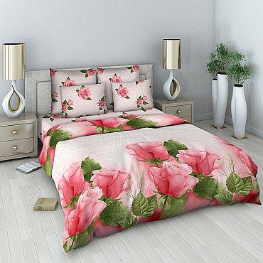 """Комплект постельного белья """"Розелла-1"""" 300-1 (евро)"""