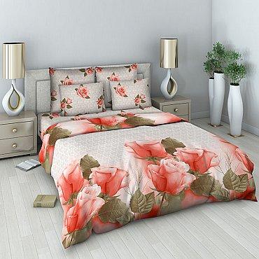 """Комплект постельного белья """"Розелла-2"""" 300-2 (евро)"""