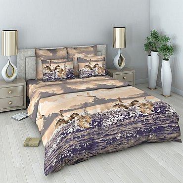 """Комплект постельного белья """"Безмятежность"""" 302 (евро)"""