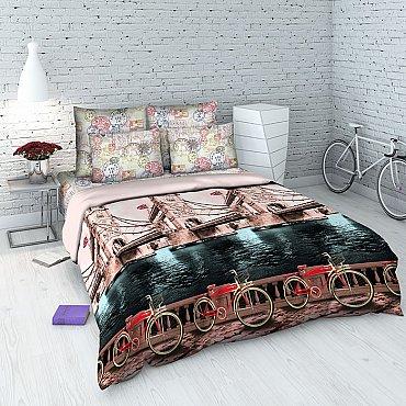 """Комплект постельного белья """"Тауэрский мост"""" 4175"""