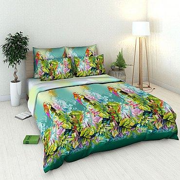 """Комплект постельного белья """"Мальдивы"""" 4205 (1.5 спальное)"""