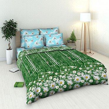 """Комплект постельного белья """"Милая роща"""" 4266 (евро)"""