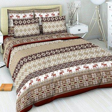 """Комплект постельного белья """"Скандинавия"""" 4439 (2 спальное)"""