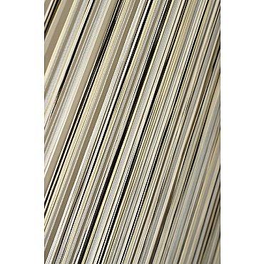 Кисея нитяная штора на кулиске радуга №101