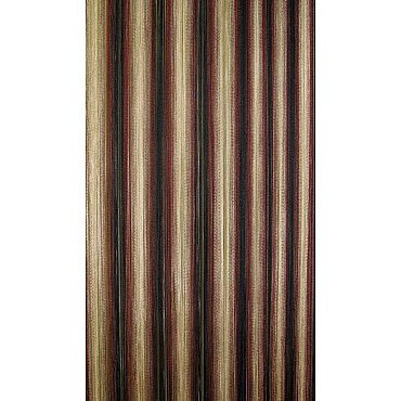 Кисея нитяная штора на кулиске радуга №8914