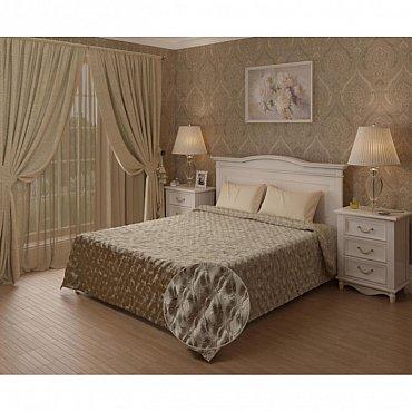 Комплект для спальни Оливия, кремовый, 220