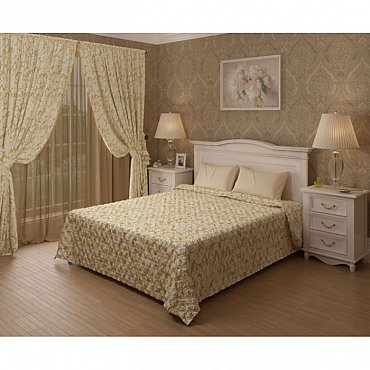 Комплект для спальни Палермо, бежевый, 200