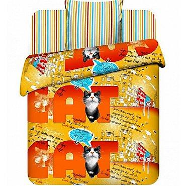 """Комплект постельного белья """"Мистер Кэт"""" 3641"""