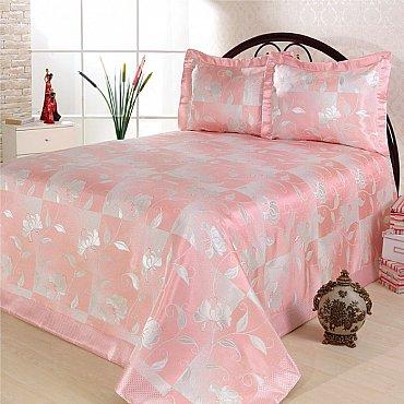 Покрывало Nazsu Akasya, розовый, 240*260 см