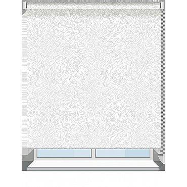 "Рулонная штора ролло ""Chamomile"", дизайн 0014, 100 см"