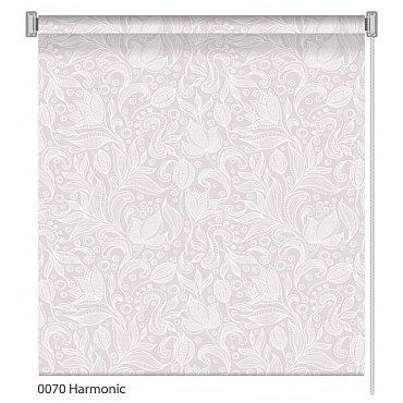 "Рулонная штора ролло ""Harmonic"", дизайн 0070, 60 см"